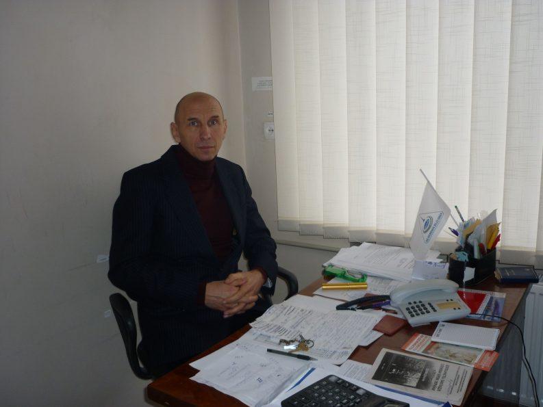 Верховенко Юрій Олексійович