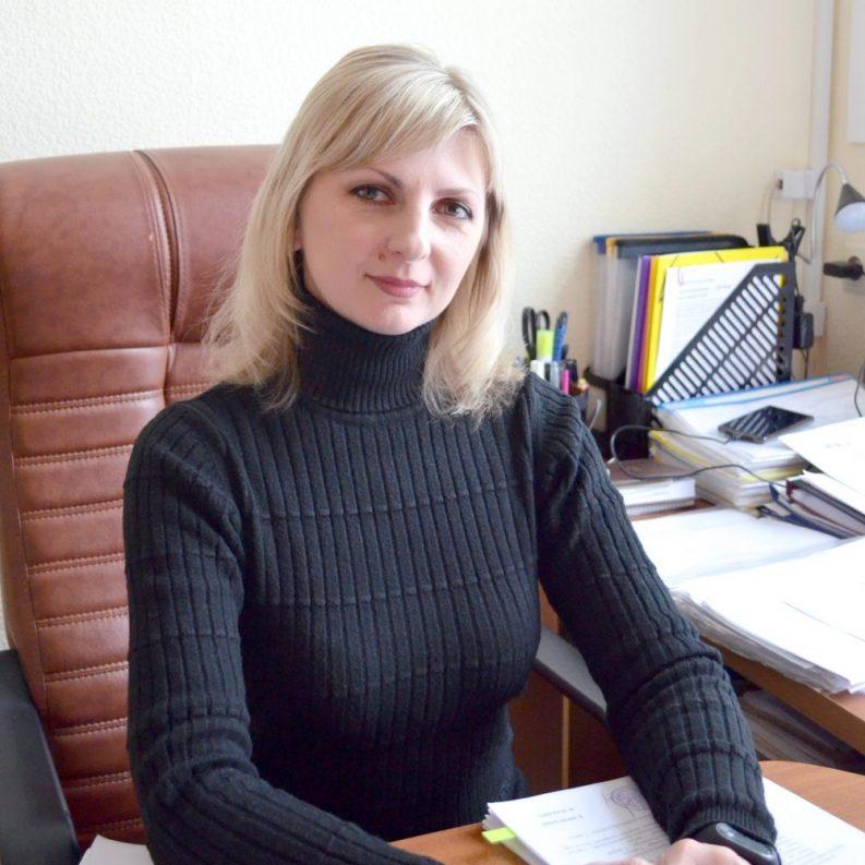 Попович Наталя Олександрівна