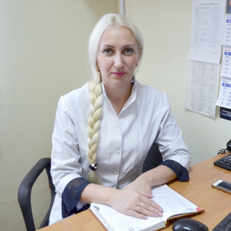 Тертишна Лілія Іванівна