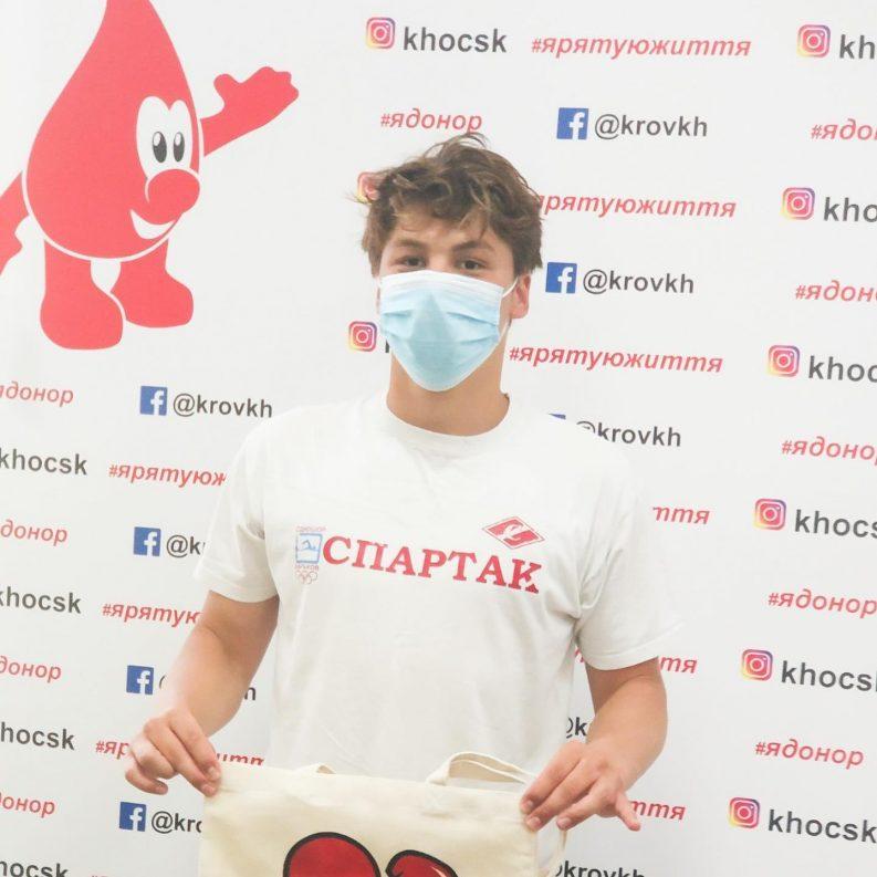 Всеукраїнська донорська акція «Перемога у нас в крові».